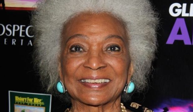 Nichelle Nichols Didn't Leave 'Star Trek' Thanks To Dr
