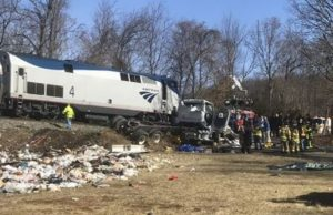 One Dead In Virginia Train Crash With GOP Lawmakers On Board