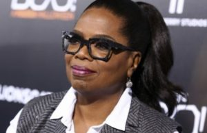 Oprah Wakes Up To Find Deadly Mudslide At Her Door