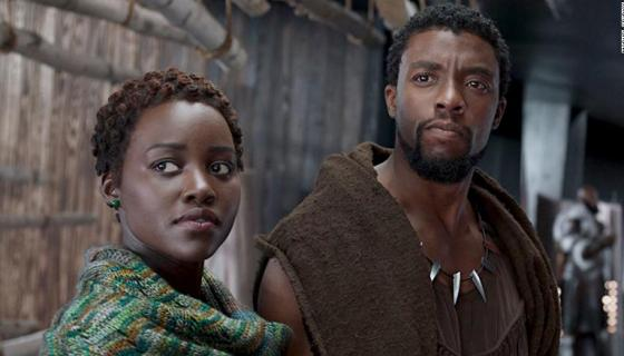 'Black Panther' Keeps Breaking Box Office Records