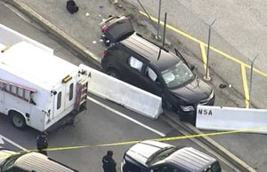 FBI Probing Why SUV Tried To Enter NSA Campus