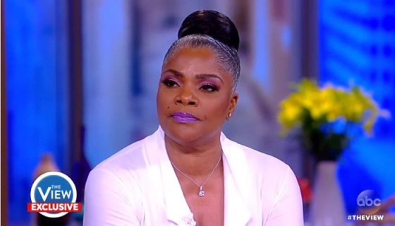 Mo'Nique & Whoopi Go At It On 'The View'
