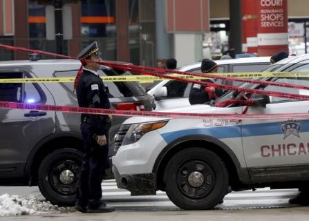 Off-Duty Policeman Shot And Killed In Chicago