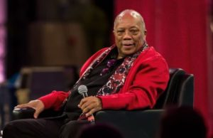 Quincy Jones' Epic New Interview: MJ Stole Music, Marlon Brando Had Sex With Marvin Gaye And More!