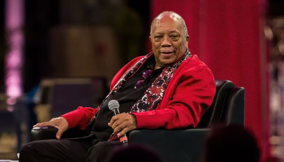 Quincy Jones' Daughters Held An Intervention For Him After His Recent Interview