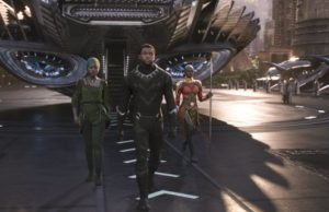 'Black Panther' Is The Top-Grossing Superhero Film Of All Time In U.S.