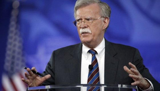 Bolton Replacing McMaster As Trump National Security Adviser