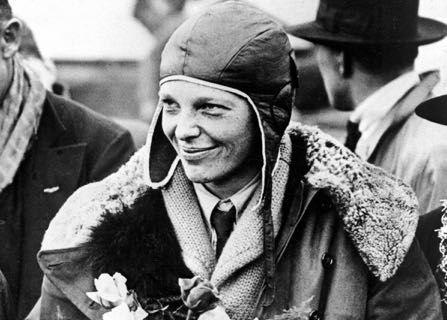 Bones Found On Western Pacific Island May Be Amelia Earhart