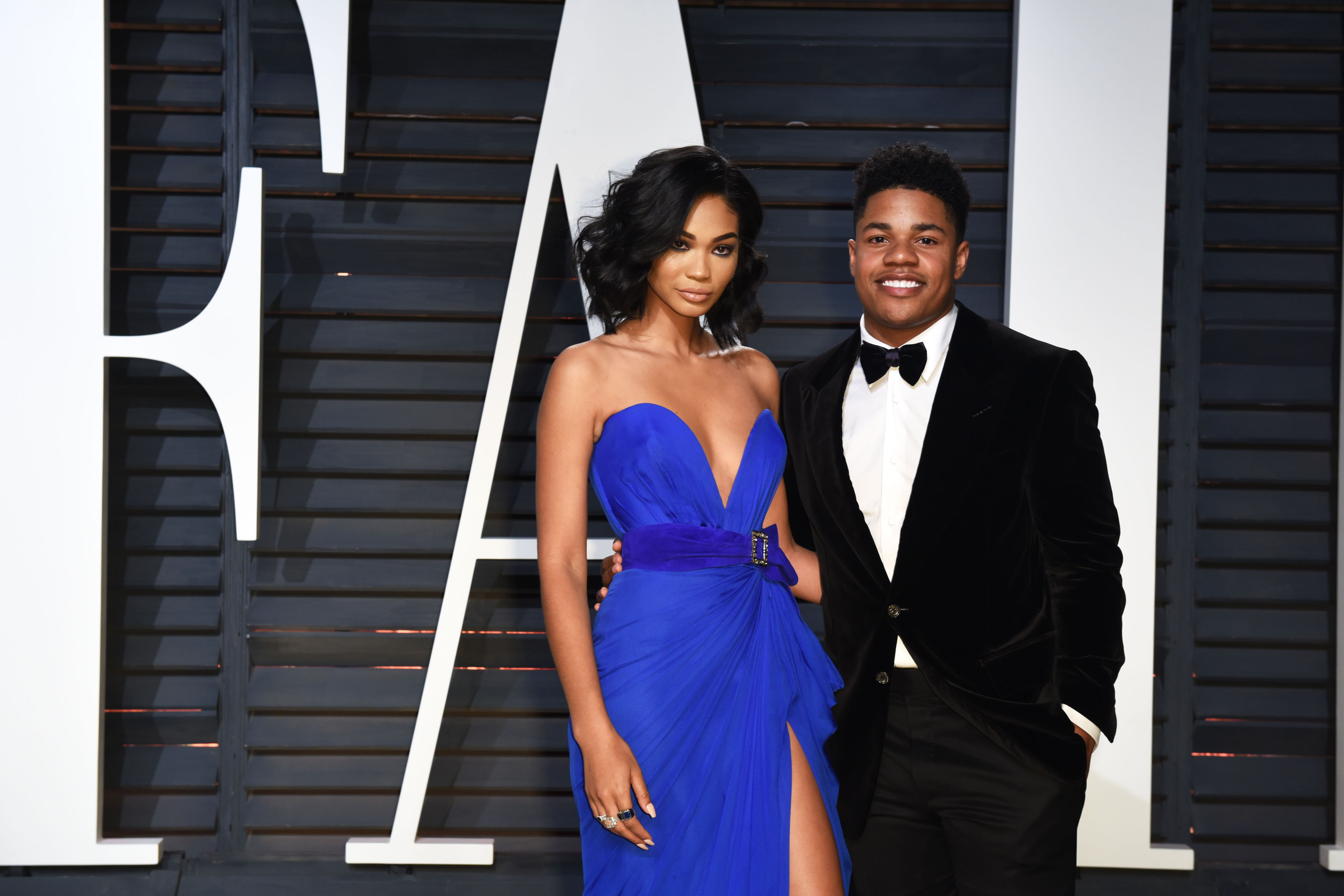 Chanel Iman & Sterling Shepard Share Their Wedding Videos