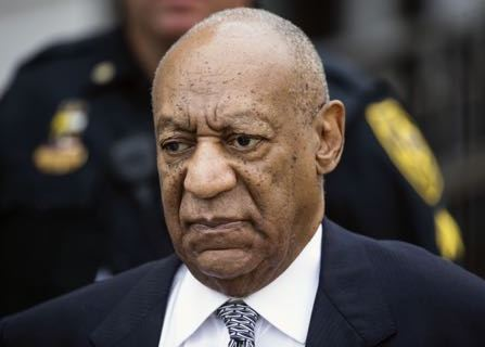 Cosby Lawyers Want To Restrict Tees, Buttons At Retrial