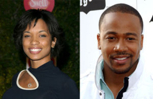 Karrine Steffans Believes Columbus Short Is A Bigamist