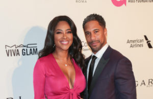 Kenya Moore's Husband Finally Makes 'RHOA' Debut