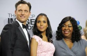Kerry Washington, Shonda Rhimes Share Moments From 'Scandal's' Final Episode