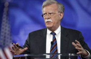 McMaster Out, Bolton In As Trump's National Security Adviser