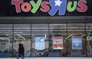 Say It Ain't So: Toys R Us Shutting Down U.S