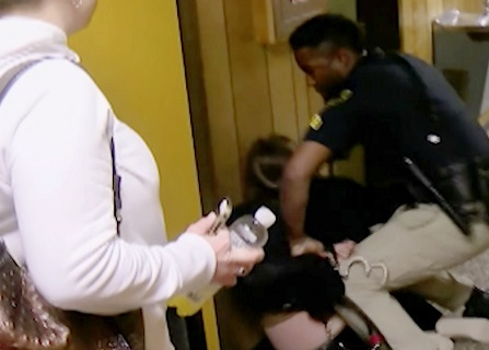School Board Sued Over Meeting Where Teacher Removed, Cuffed