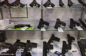 Study Claims White Men Buy Guns Out Of Fear Of Black People