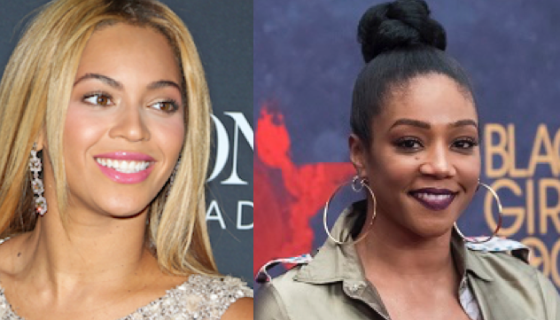 #WhoBitBeyonce: The Internet Goes Crazy Speculating Over Actress' Identity
