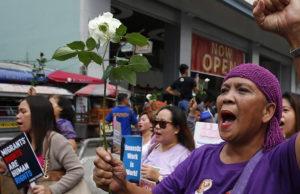 Women Strike, Protest As The World Marks International Women's Day