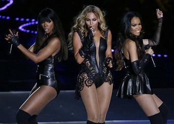 Destiny's Child Reunites In West Hollywood For Designer's Pop Up Shop