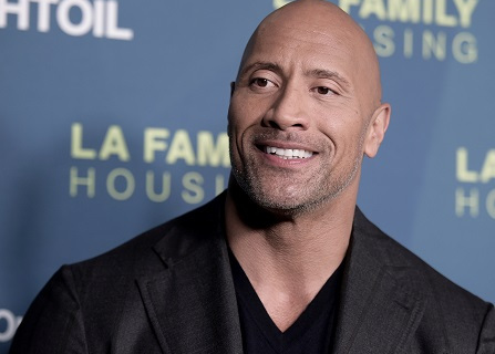 Dwayne 'The Rock' Johnson Announces Birth Of Third Girl
