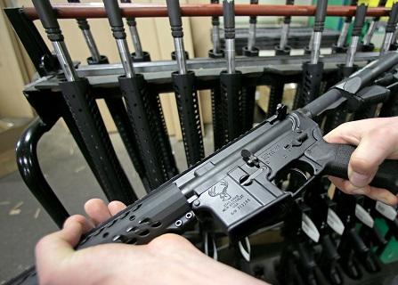 Judge: Assault Weapons Ban Doesn't Violate 2nd Amendment
