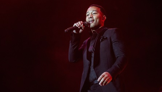 Kanye West Put John Legend On Blast For Texting About His Donald Trump Tweets