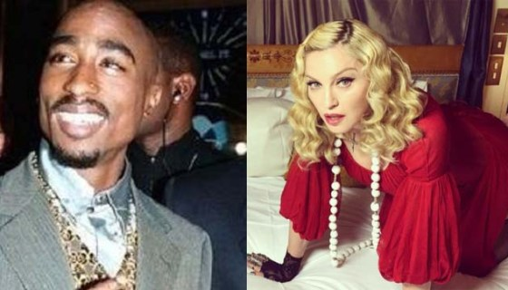 Madonna Loses Auction Battle Over Tupac Letter