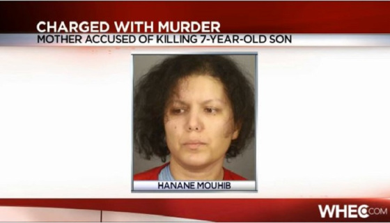 Police: Mom Used Kitchen Knife To Depreciate 7-Year-Old Son