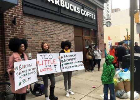 Protests And Call For Boycott At Philadelphia Starbucks After Arrest