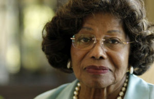 REPORT: Katherine Jackson Suffered Stroke, Struggling To See