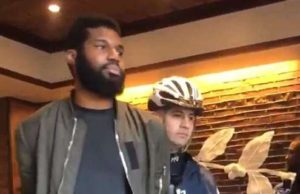 Starbucks Arrestee Identifed As A Member Of Omega Psi Phi, New Video Of Arrest