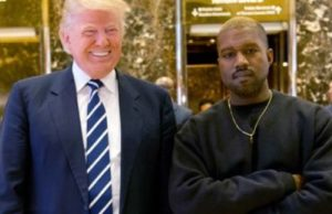 Trump: 'Kanye West Has Good Taste For Liking Me'