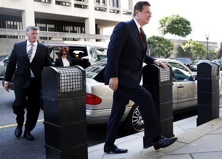 Judge Jails Ex-Trump Campaign Chair Paul Manafort Ahead Of Trial
