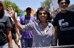 Restaurant Owner Posts Racist Message About Maxine Waters Going 'Back To Africa'