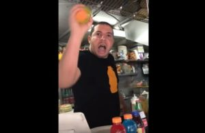 Video: Food Cart Worker Calls Black Woman The N-Word And Assaults Her
