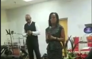 church testimony
