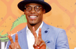 Cam Newton And Longtime Girlfriend Welcome Baby #3 [PICS]