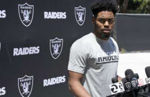 Raiders' Gareon Conley Sues Woman Who Accused Him Of Sexual Assault