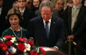 George- H W -Bush funeral