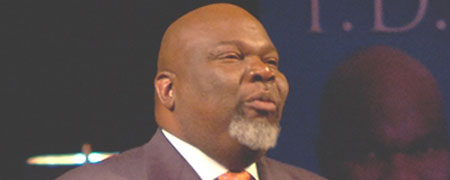 Bishop TD Jakes photo
