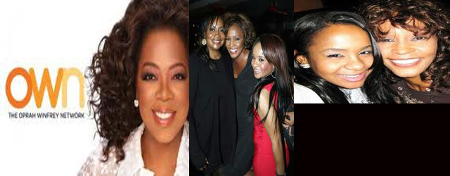 Oprah Winfrey to interview Whitney Houstons Family first on OWN  March 11, 2011
