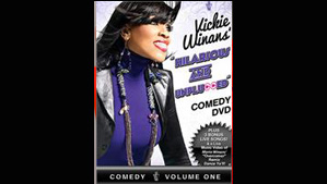 """""""vickie Winans Hillarious and Unplugged"""""""