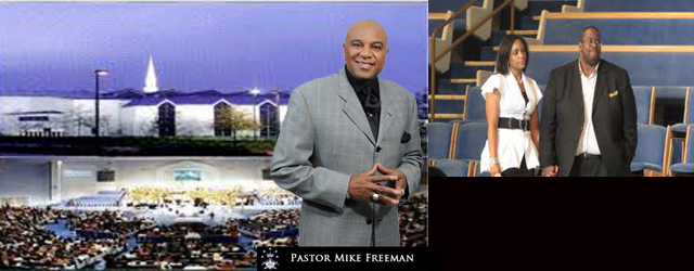 """Dr.Michael Freeman: Alleged Mastermind of Jericho City of Praise Takeover'"