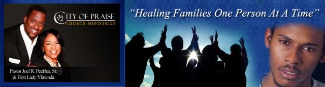 """City of Praise Church Pastor Joel Peebles"""
