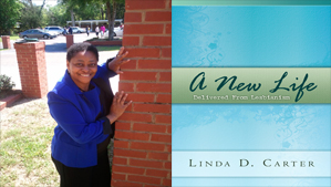 """Linda Carter author of A New Life"""