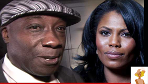 """Michael Duncan and Omarosa Stallworth"""