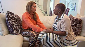 """Iyanla Evelyn Lozada One on One Interview"""