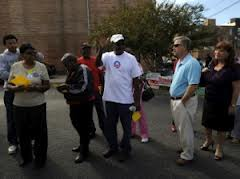 """2012 Presidential Election in North Carolina"""