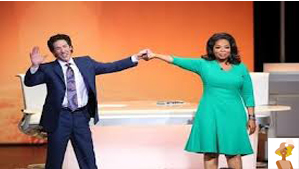 """Oprah and Joel Osteen on Oprah Lifeclass"""